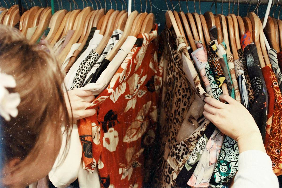 Picture of clothes