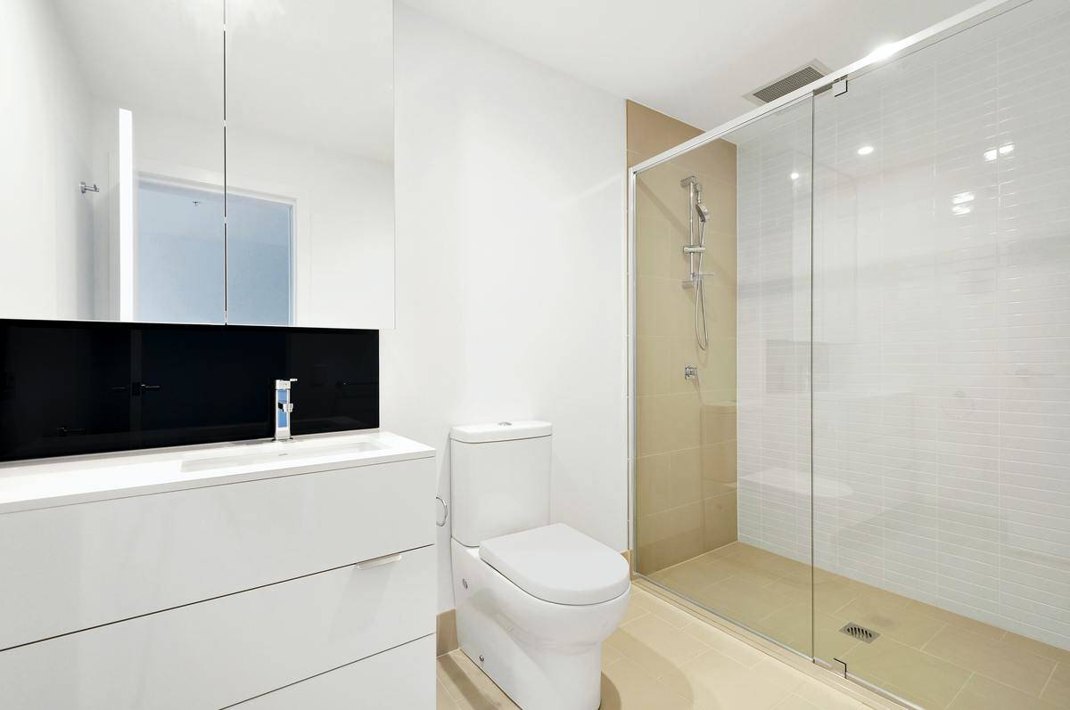 Picture of shower