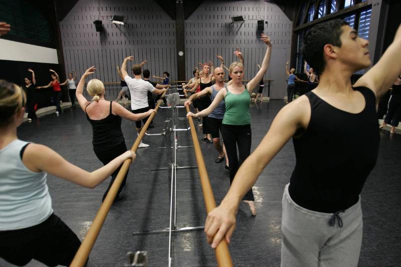 ballet-dancing