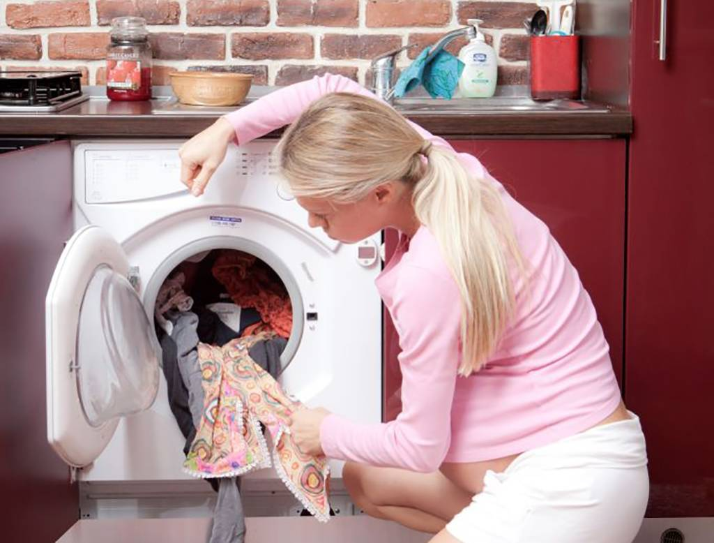 Picture of laundry
