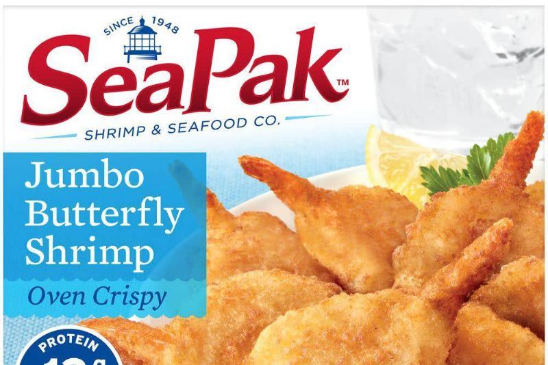 SeaPak Jumbo Butterfly Shrimp fried crispy shrimp