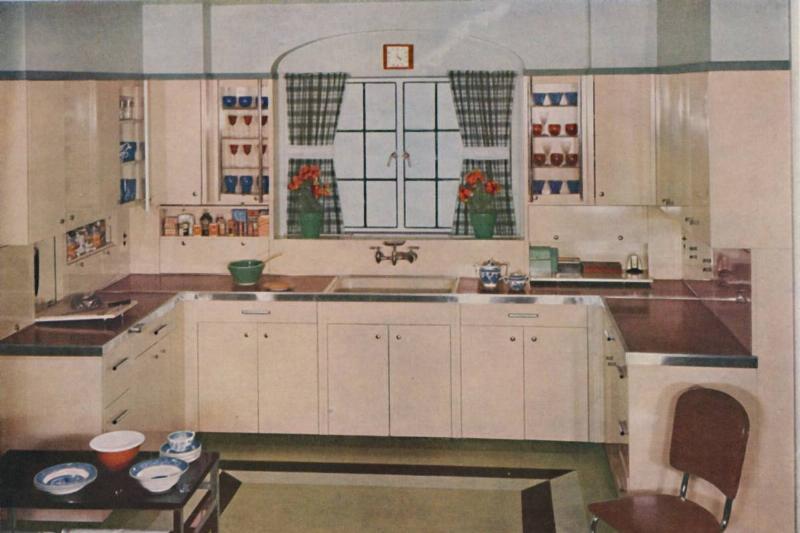 Kitchen Designed By George Sakier
