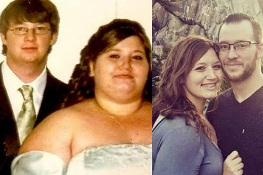 Lexi-Danny-Couple-Weight-Loss
