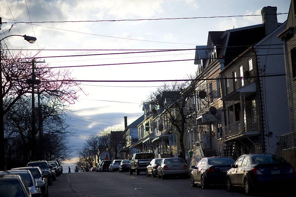 a neighborhood in allentown, pennsylvania