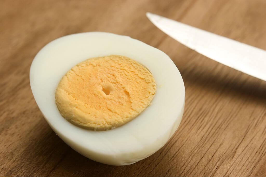 Eat An Egg — Even The Yolk!