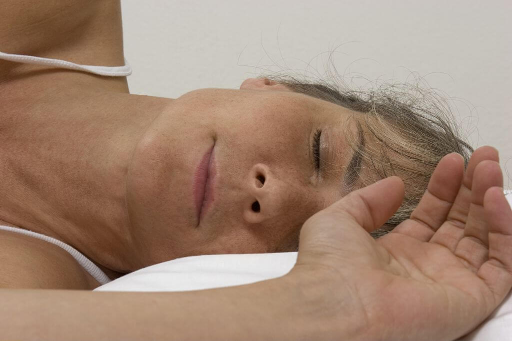 Menopause Can Cause Anxiety and Sleep Difficulties